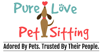 Pure Love Pet Sitting & Dog Walking